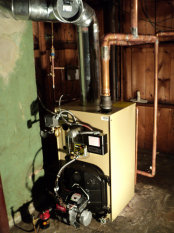 We install oil and gas furnaces in New Jersey.