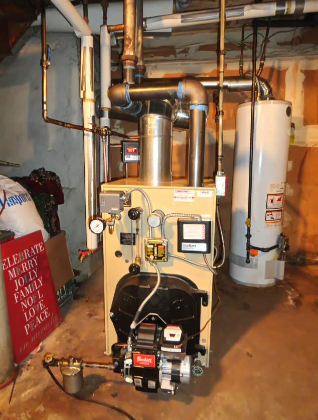When we install oil boilers we like to install Weil McLain boilers for its reliability. We install oil boilers in Northern NJ.