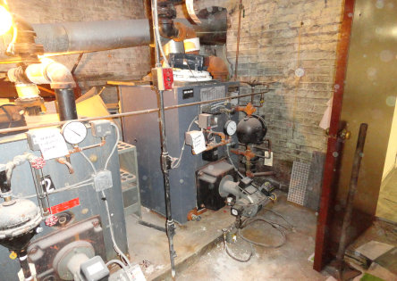 Residential oil boilers tune-up service in Clifton, Passaic County, NJ. We also repair oil burners and furnaces in Clifton.